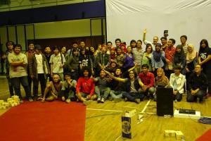 TRILOGI JAWA: Indonesia-Tour 2014, Art Academy Bandung