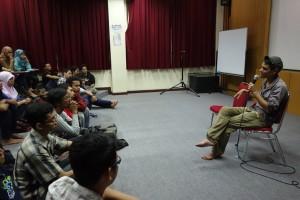 TRILOGI JAWA: Indonesia-Tour 2014, University Gadjah Mada, Yogyakarta, Ascan Breuer