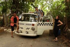TRILOGI JAWA: Indonesia-Tour 2014, tour team