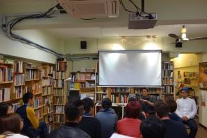 JAKARTA DISORDER: screening & lecture at The Coming Society, Hongkong, Wan Chai, Foo Tak Building, Ascan Breuer