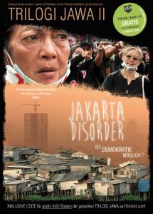 "DVD: ""Jakarta Disorder– Trilogi Jawa II"""