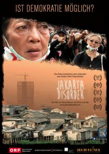 """Filmplakat: """"Jakarta Disorder – Trilogi Jawa II"""""""