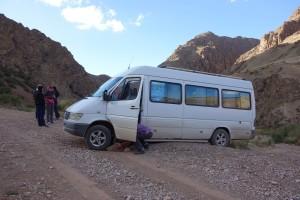 """JAKARTA DISORDER-Tour: """"Bir Duino Kyrgyzstan 2014"""", difficulties"""