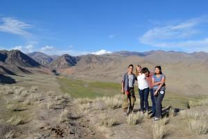 """JAKARTA DISORDER-Tour: """"Bir Duino Kyrgyzstan 2014"""", Ascan Breuer, tour team"""