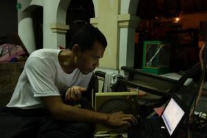 Bokir Bustanul Arifin, assistent director