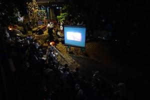 TRILOGI JAWA Indonesia Tour at Festival Lima Gunung 2014, Studio Mendut, Magelang, 27-10-2014