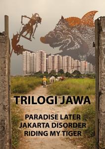 """Poster: """"Trilogi Jawa I–III"""""""