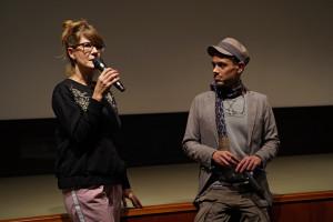 Amina Handke & Ascan Breuer