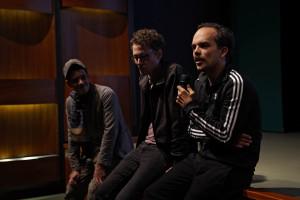 Ascan Breuer, Sebastian Höglinger & Alejandro Bachmann