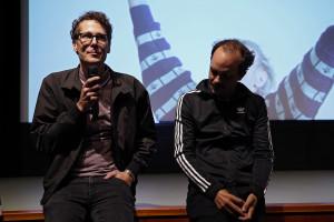 Sebastian Höglinger & Alejandro Bachmann